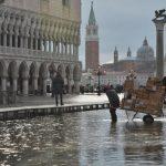 """Acqua Alta: Das """"Hochwasser"""" von Venedig"""