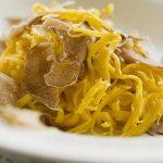 Rezepte mit Albatrüffel: Tajarin, italienische Trüffelpasta