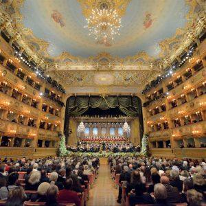 Theater La Fenice von Venedig