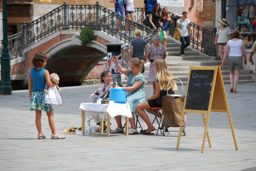 Sommer in Venedig