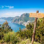 """Sentiero degli Dei"""" – ein Panoramaweg an der göttlichen Amalfi-Küste"""