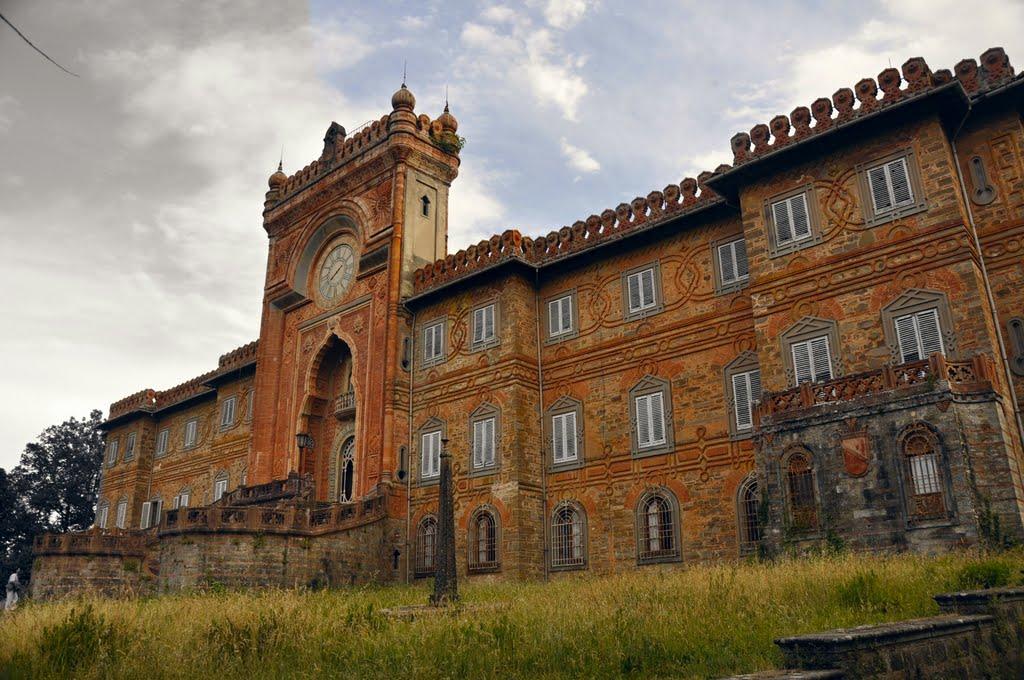 Schl sser in italien luxusaufenthalt in italienischen for Ville in italia