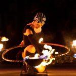 Das Festival Teatro del Fuoco International Firedancing kehrt Ende Juli  nach Palermo zurück: für Forbes gehört es zu den zwölf coolsten Festivals der Welt.