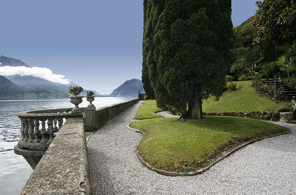 Die sch nsten italienischen seevillen blog ville in for Ville in italia