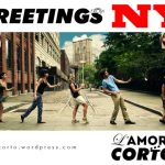L'Amore Corto, ein Kurzfilm, der komplett von Italienern in New York produziert wurde