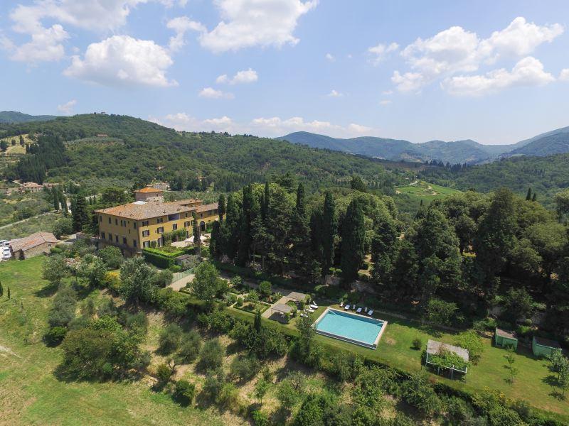 Villa di tizzano villen in bagno a ripoli zu vermieten ville in